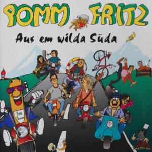 Aus em wilda Süda -CD+MC (1993)