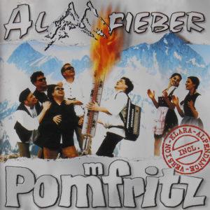 Almfieber – CD (1999)